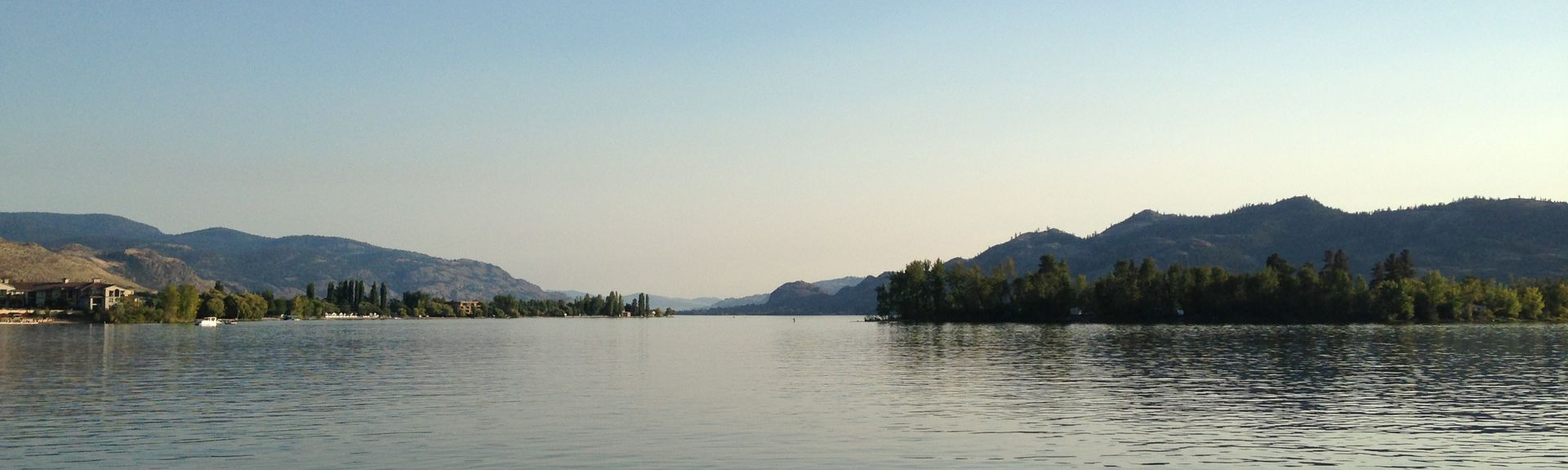 Village On The Lake (Osoyoos, Britisk Columbia, Canada)