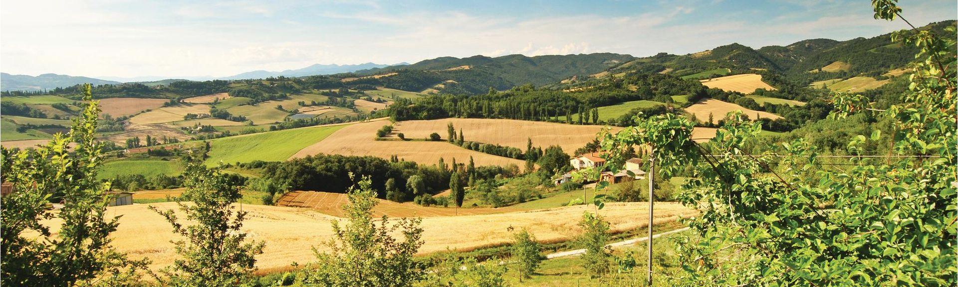 Passignano sul Trasimeno, Umbria, Italia