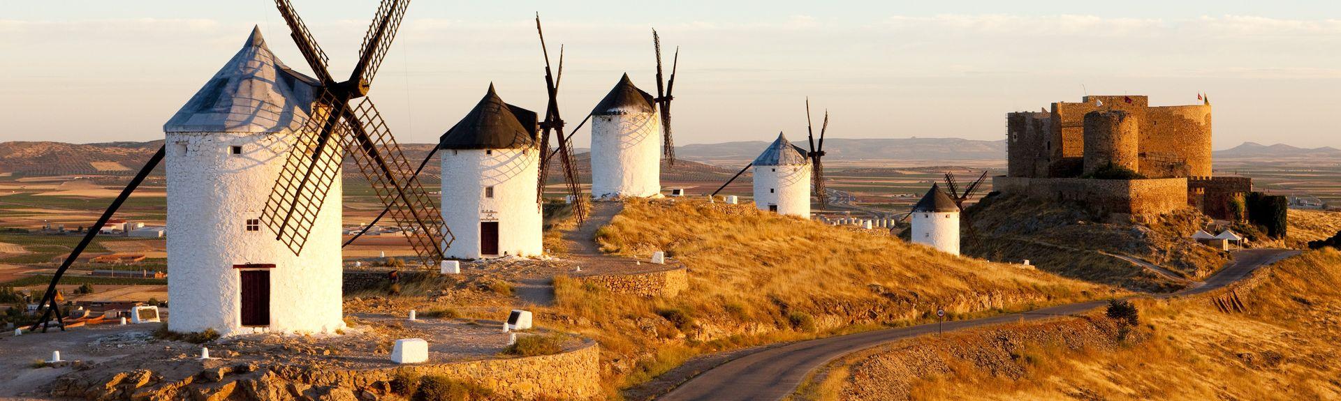 Castela - La Mancha, Espanha
