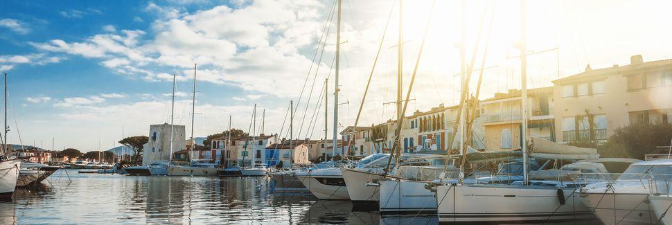 Port Grimaud, Grimaud, Provence-Alpes-Côte d'Azur, Frankreich