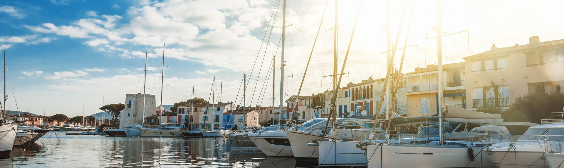 Port Grimaud, Grimaud, Var, France