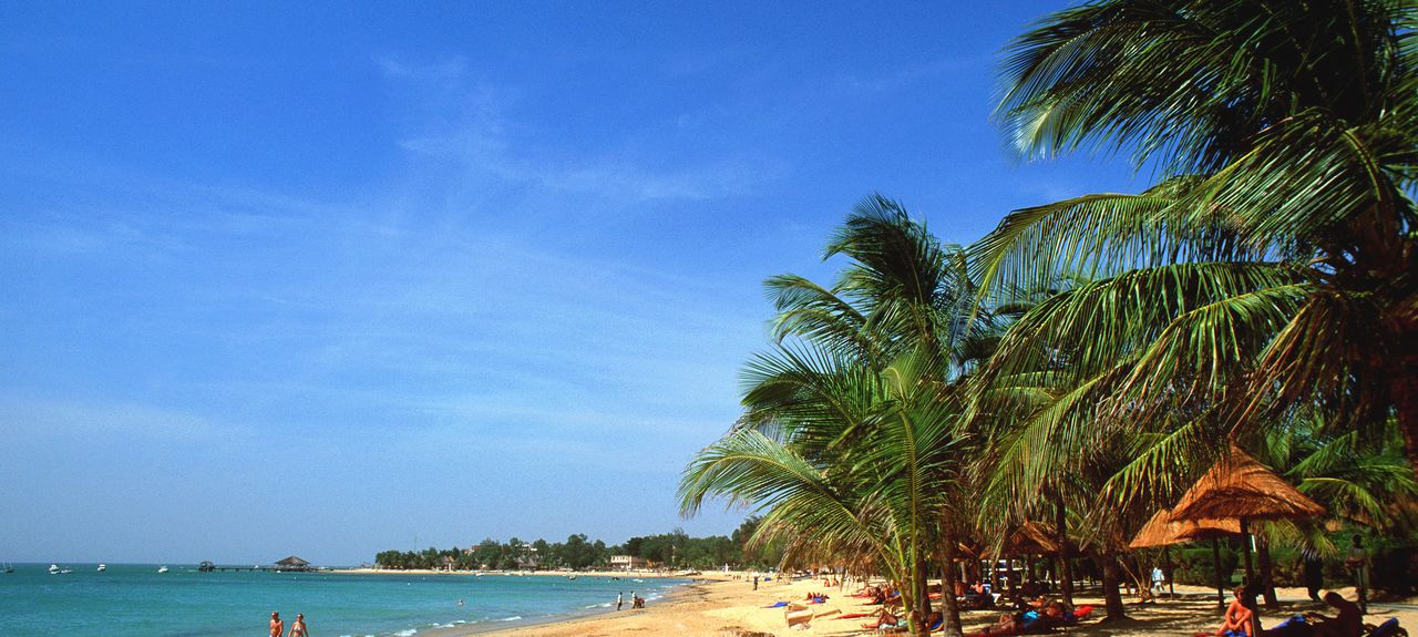 Saly, Thies, Senegal