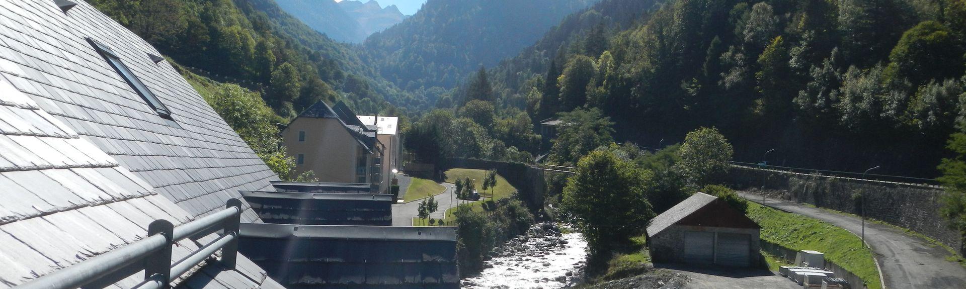 Nationalparken i Pyrenæerne, Occitanie, Frankrig