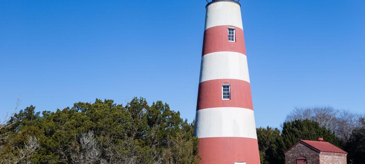 Sapelo Island, GA, USA