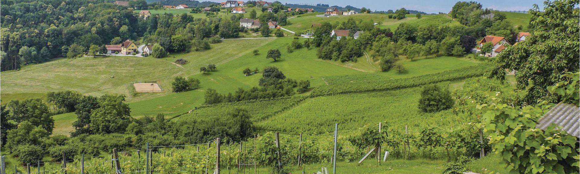 Kirchberg an der Raab, Styria, Austria