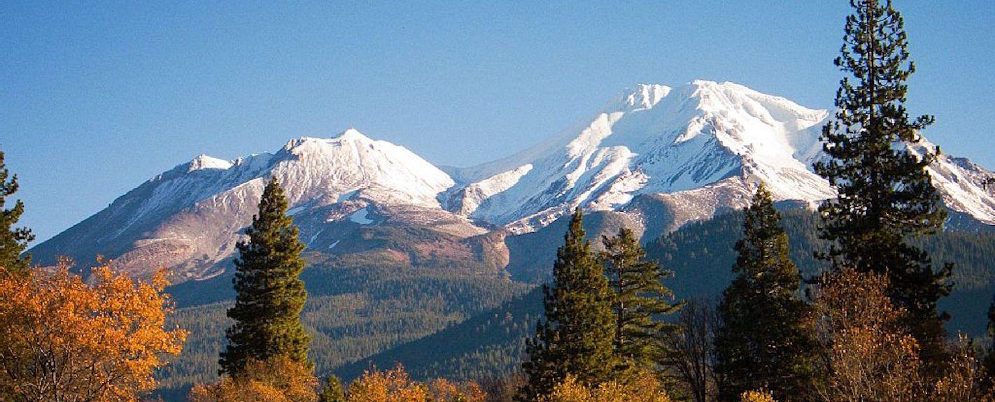 Mount Shasta, Kalifornien, USA