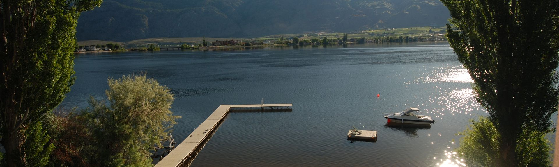 Twin Lakes (Osoyoos, British Columbia, Canadá)