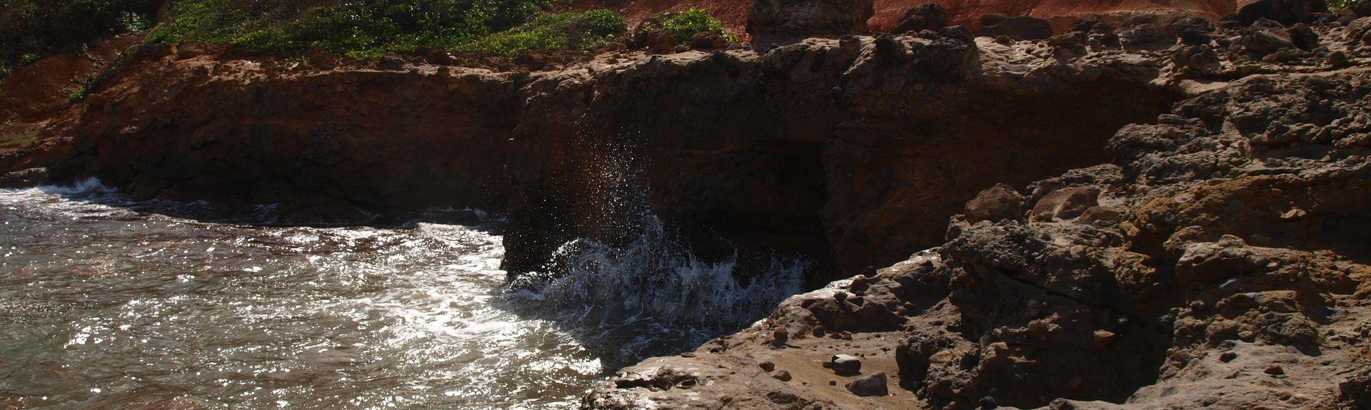 Parco Nazionale Cabrits, Cabrits, Dominica