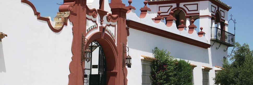 Zufre, Andalucía, España