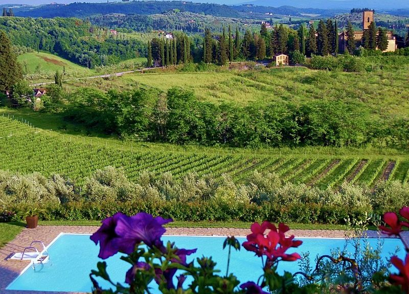 Lucignano, Metropolitan City of Florence, Tuscany, Italy