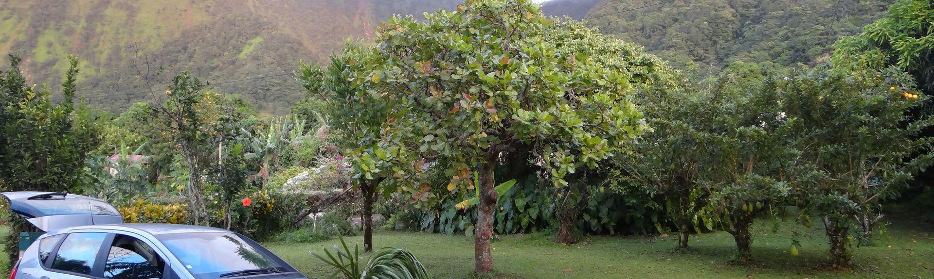 La Trinité, Martinique