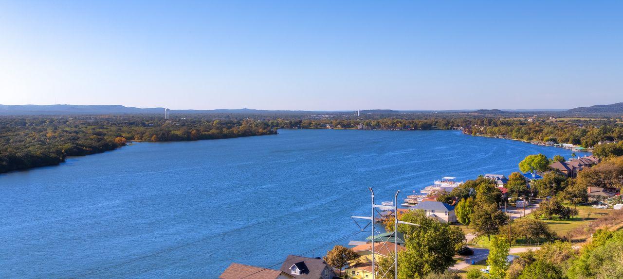 Lake Lyndon B Johnson, TX, USA