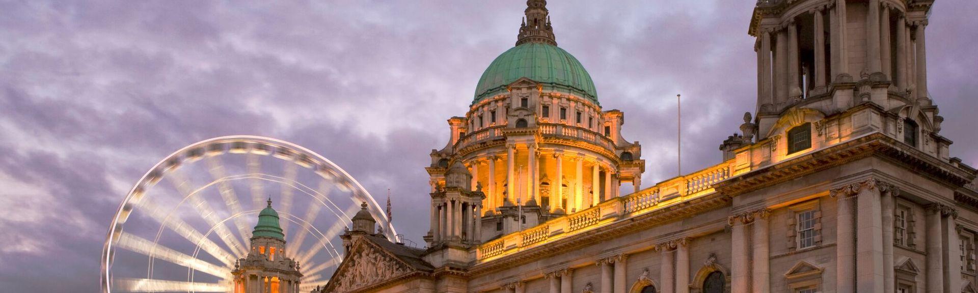 Belfast, Irlande du Nord, Royaume-Uni