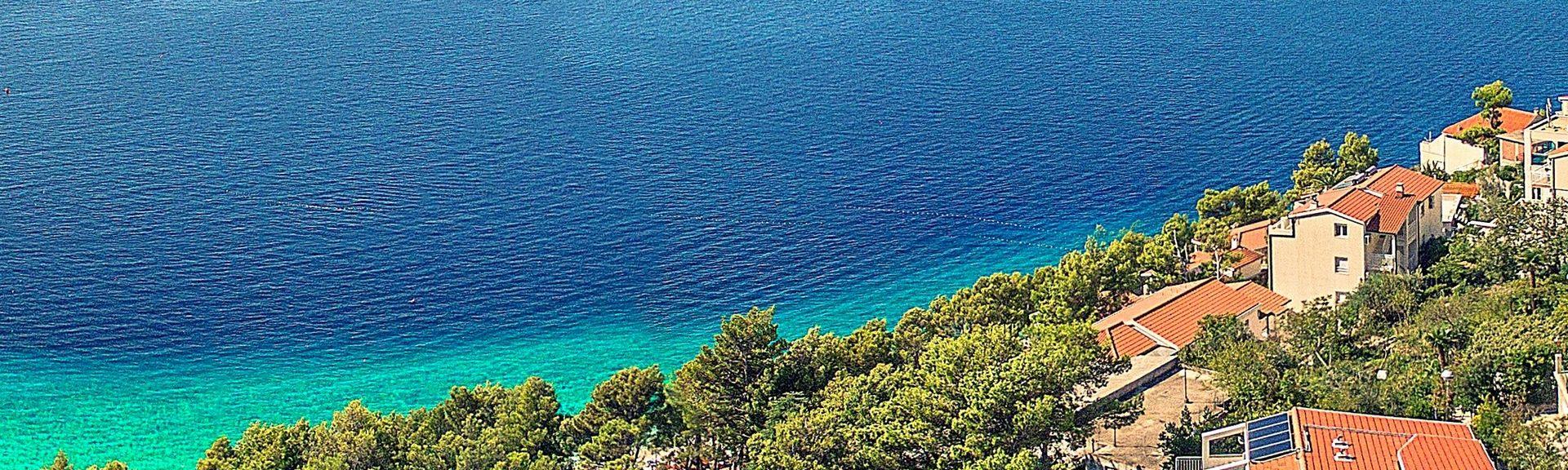 Veliko Brdo, Makarska, Split-Dalmatia, Croatia