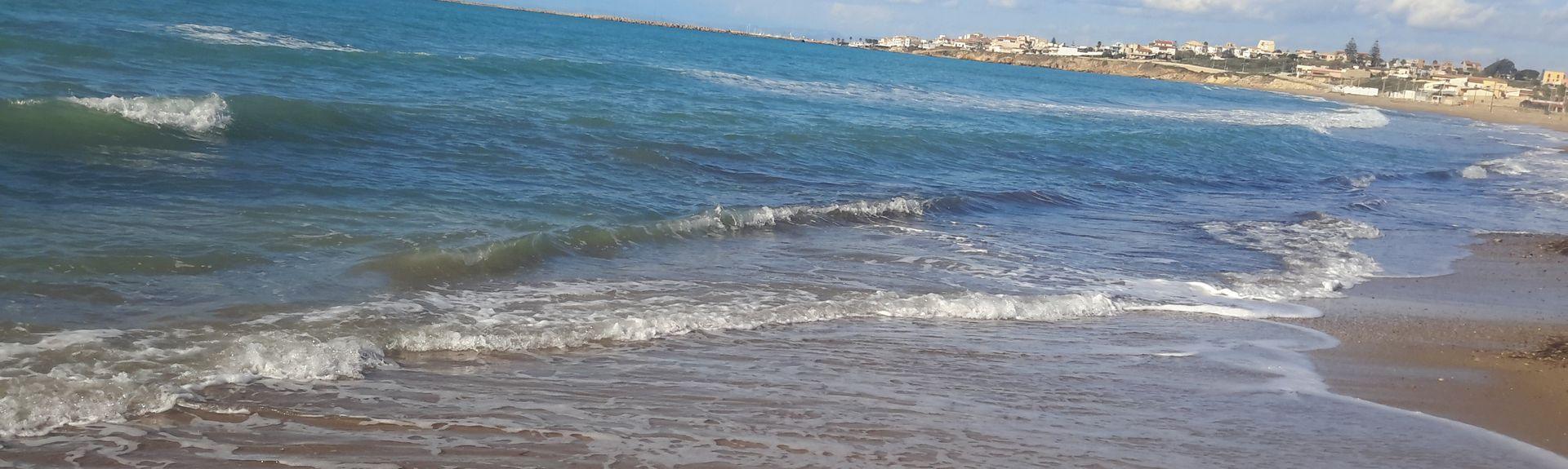 Comiso, Sicilia, Italia