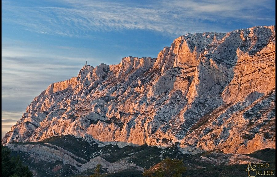 Vauvenargues, Provence-Alpes-Côte d'Azur, Frankreich