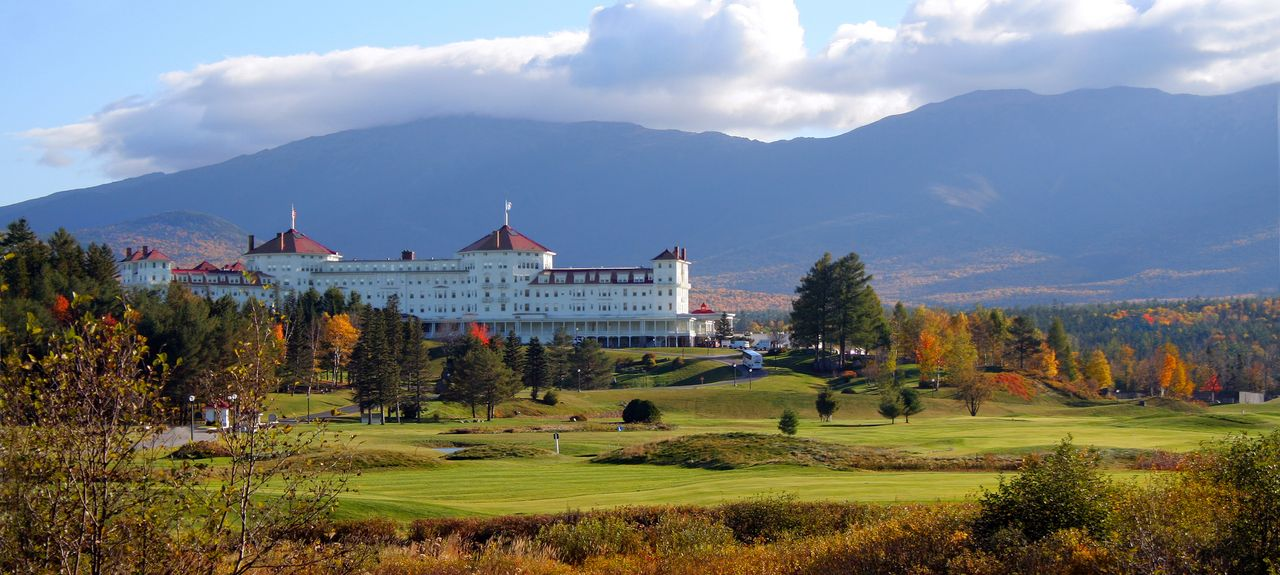 Bretton Woods, Carroll, NH, USA