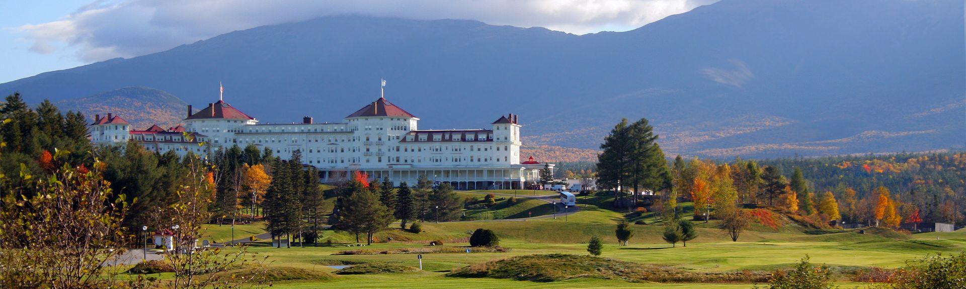 Bretton Woods, Carroll, NH, USA