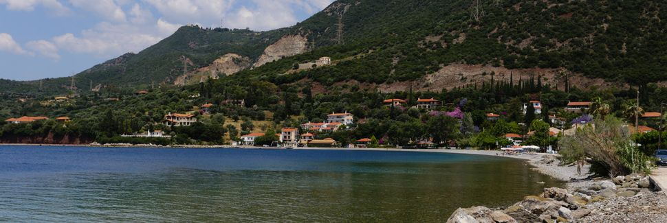 Aigialeia, Peloponeso, Grécia
