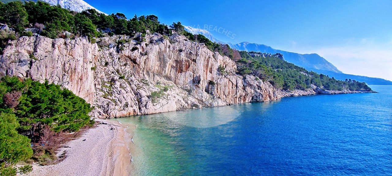 Bidol, Makarska, Croatia