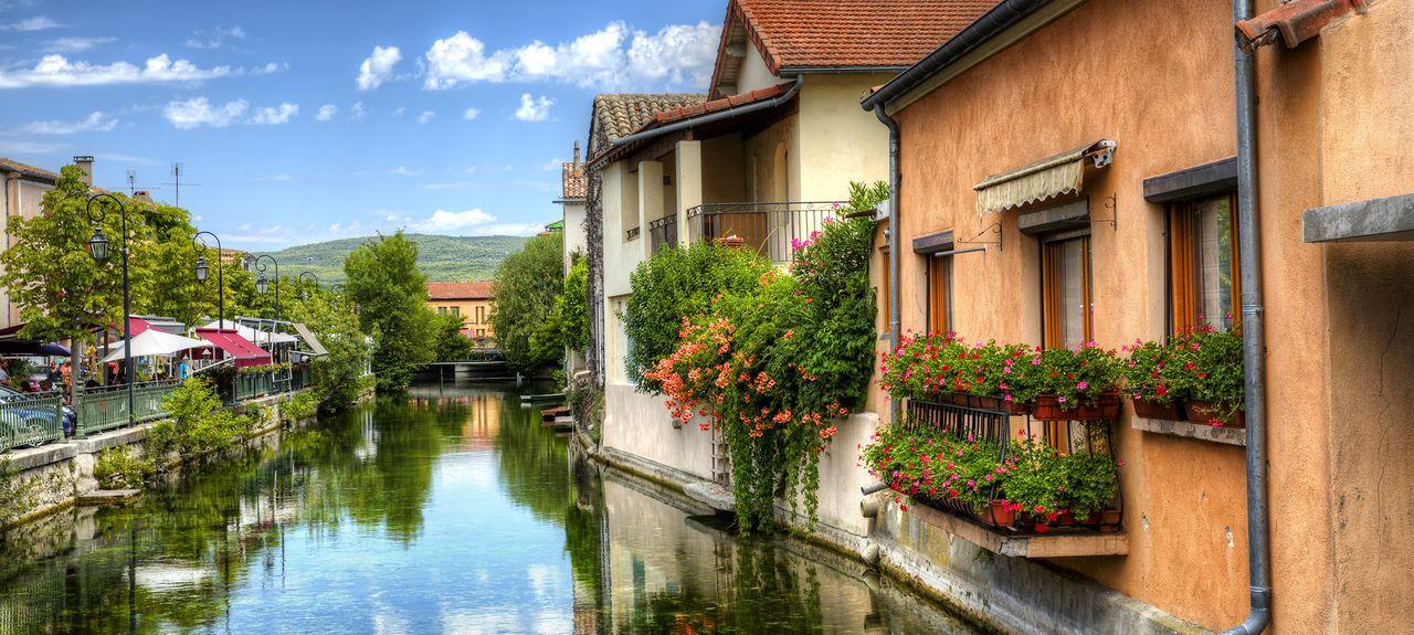 L'Isle sur la-Sorgue, Provenza-Alpi-Costa Azzurra, Francia