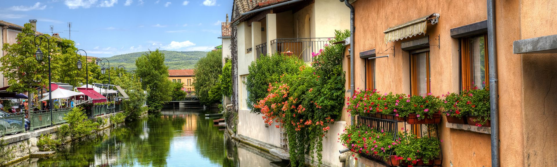 L'Isle-sur-la-Sorgue, Vaucluse (department), France