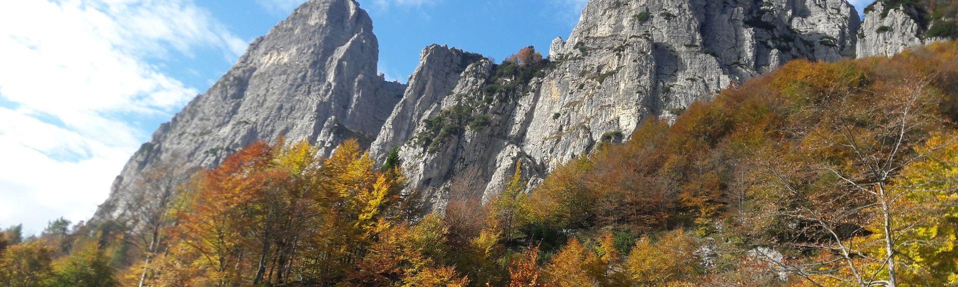 Folgaria, Trentino-Alto Adige, Itália