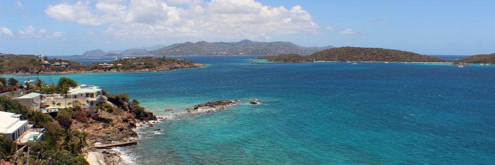 Francis Bay Trail, St. John, U.S. Virgin Islands