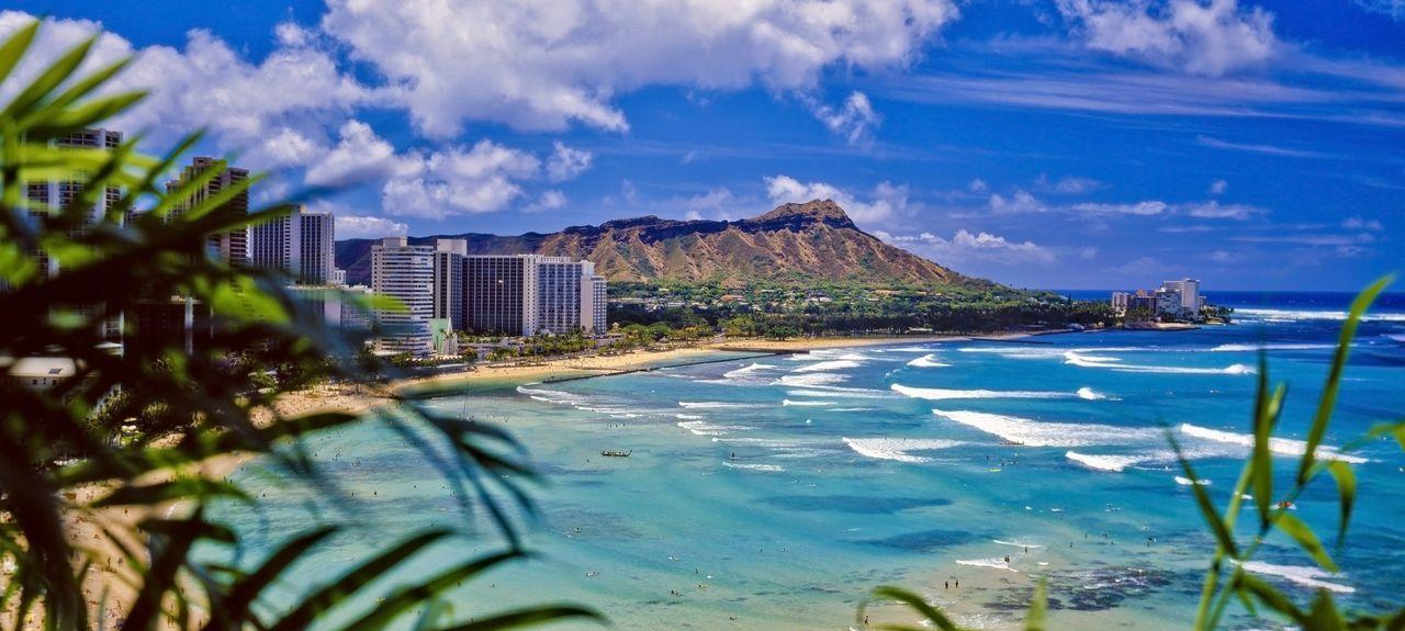 Waikiki, Honolulu, HI, USA