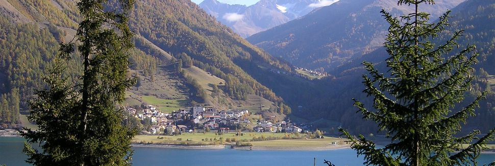Nauders, Tyrol, Autriche