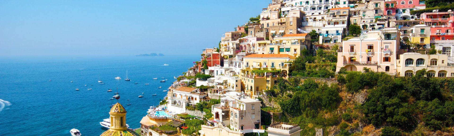Amalfin rannikko, Campania, Italia