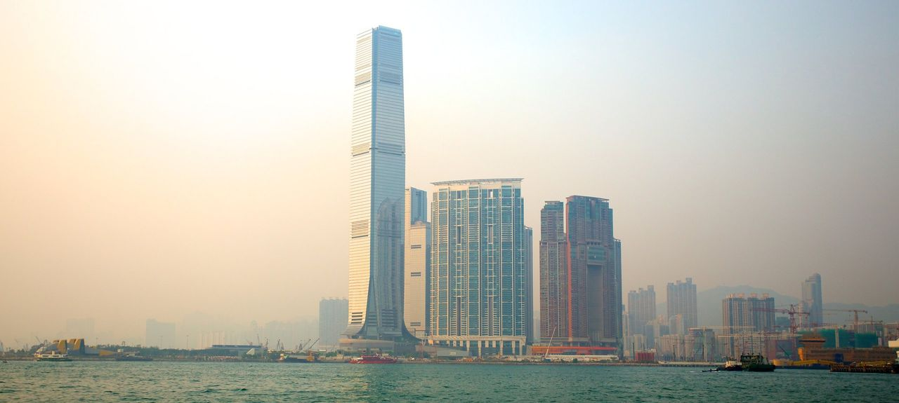 Yau Tsim Mong District, Hong Kong
