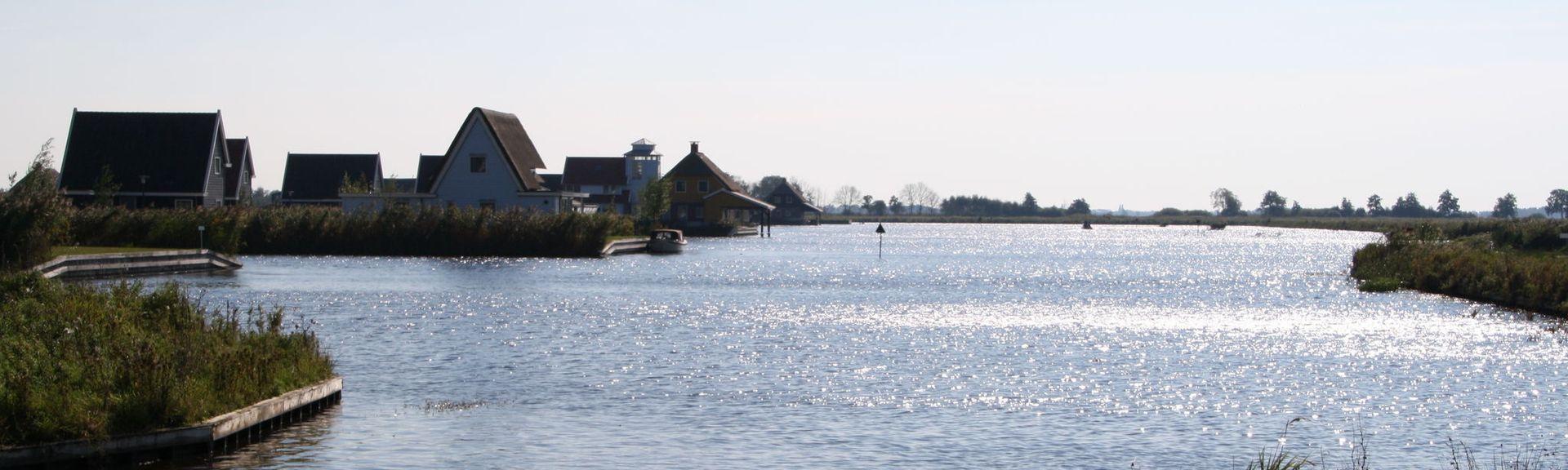 Nederland, Overijssel, Pays-Bas
