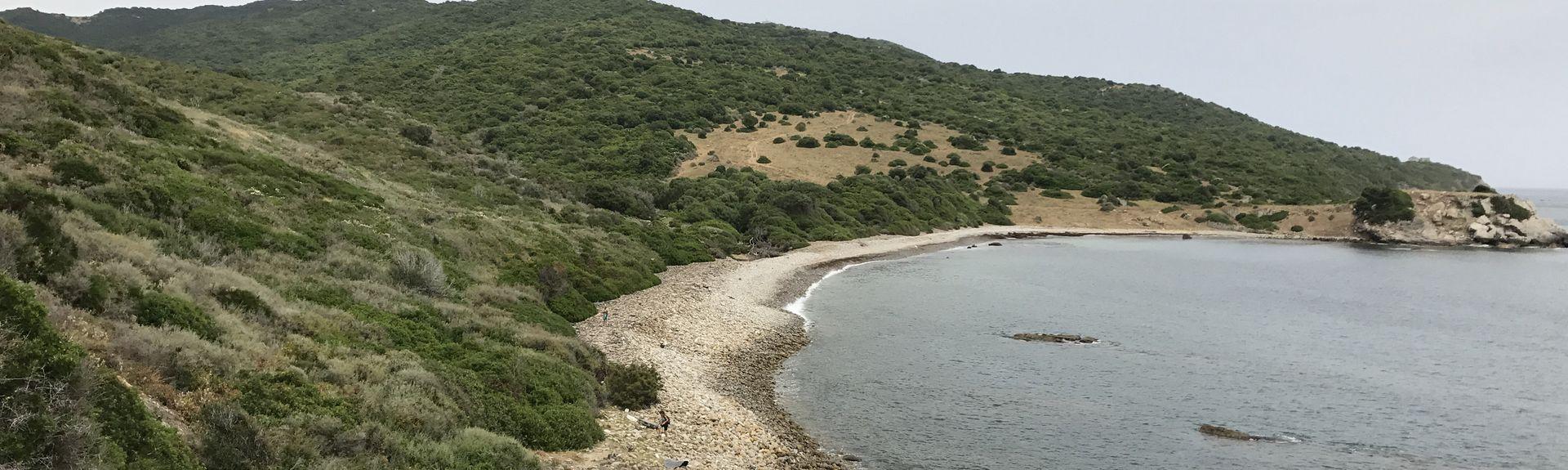 Monte Hacho, Ceuta, Spain