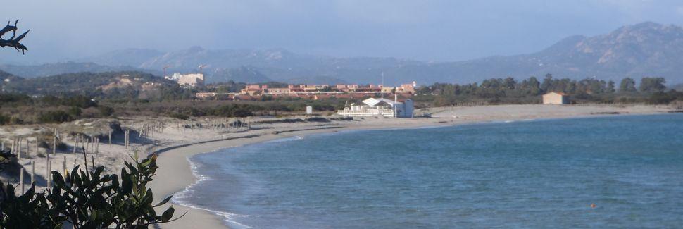 San Pantaleo, Olbia, Sardinien, Italien