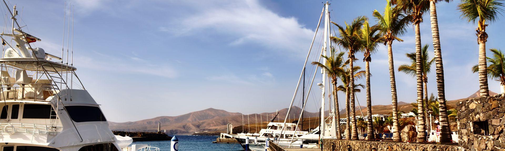 Puerto Calero, Isole Canarie, Spagna