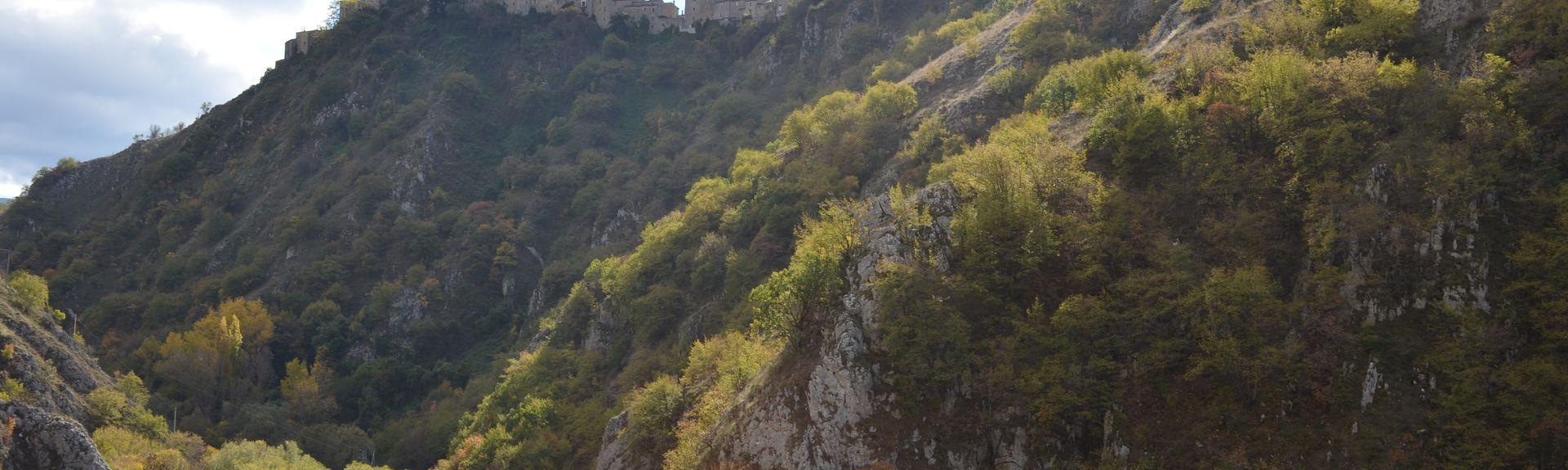 Opi, Abruzzo, Italia