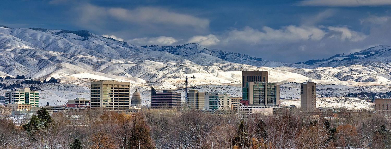 Pierce Park Greens, Boise, ID, USA