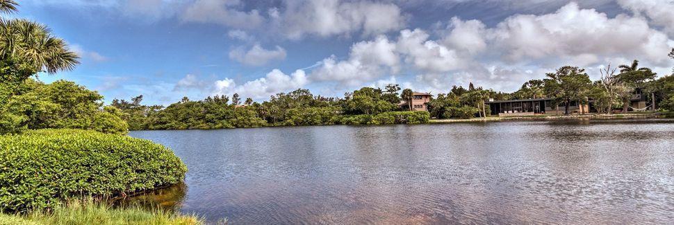 Jim Neville marine reservat, Siesta Key, Florida, Forente Stater
