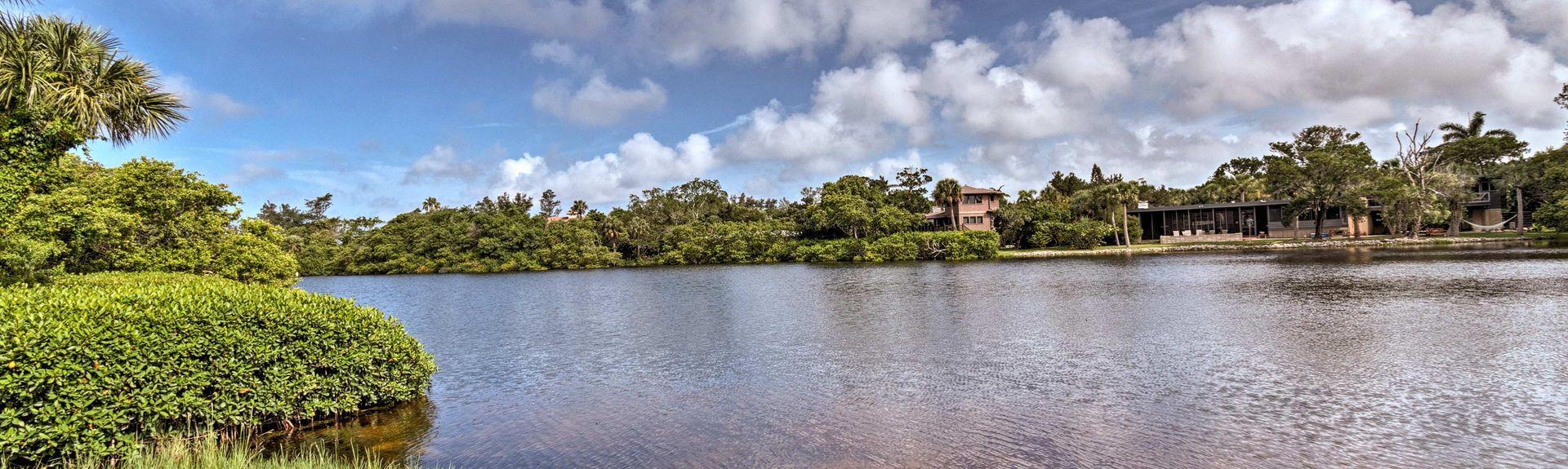 Reserva da Marina de Jim Neville, Siesta Key, Flórida, Estados Unidos
