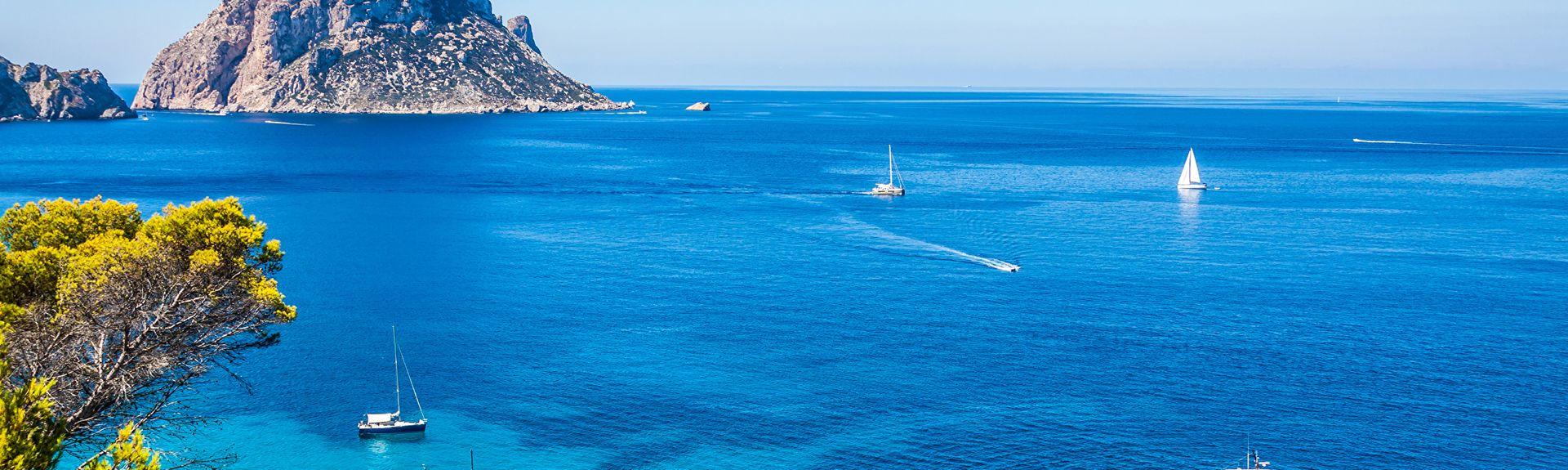 Cala de Bou, Sant Josep de sa Talaia, Balearic Islands, Spain