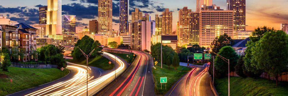 Centro de Atlanta, Atlanta, Georgia, Estados Unidos