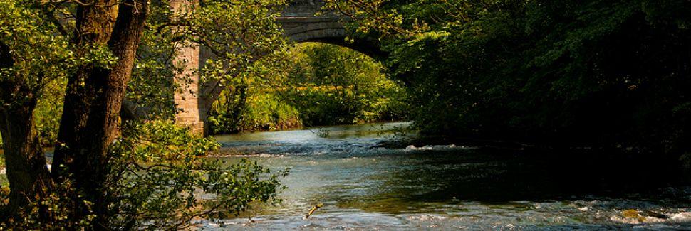 Thorpe, Derbyshire Dalesin alue, Englanti, Yhdistynyt Kuningaskunta