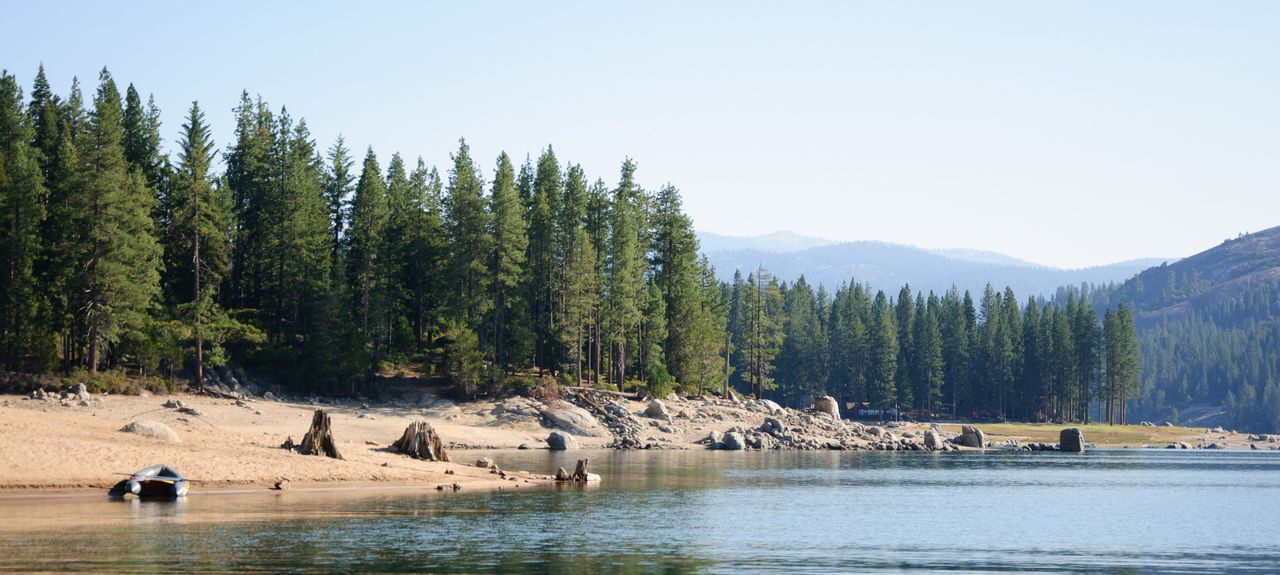 Shaver Lake, CA, USA