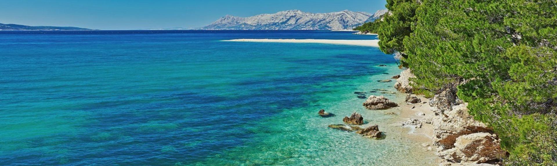 Umac, Makarska, Split-Dalmatia, Kroatia