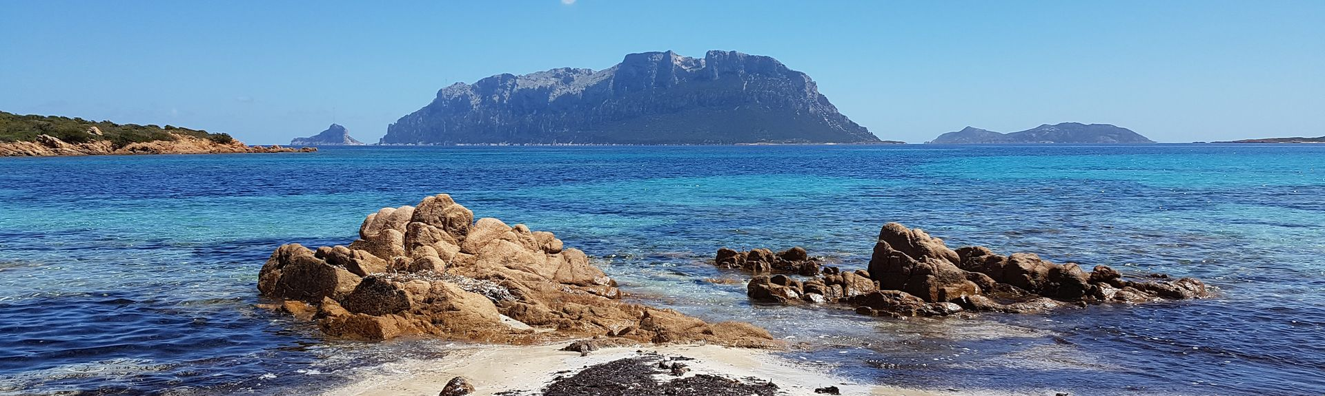Golfo Aranci, Sardynia, Włochy