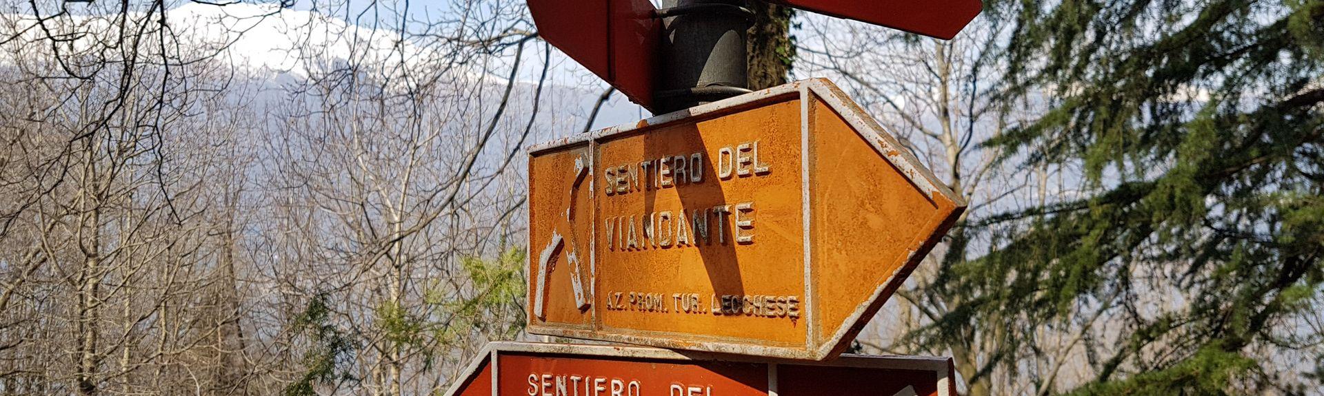 Peglio, Lombardei, Italien