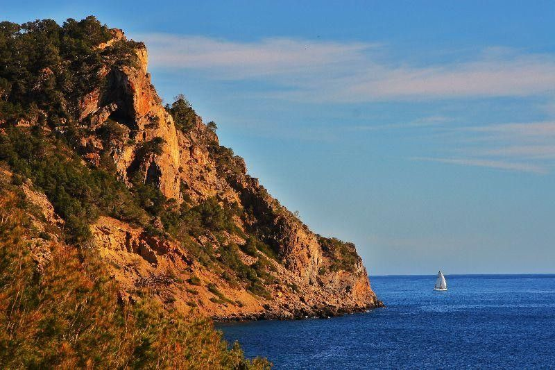 Sant Vicent de Sa Cala, Balearic Islands, Spain