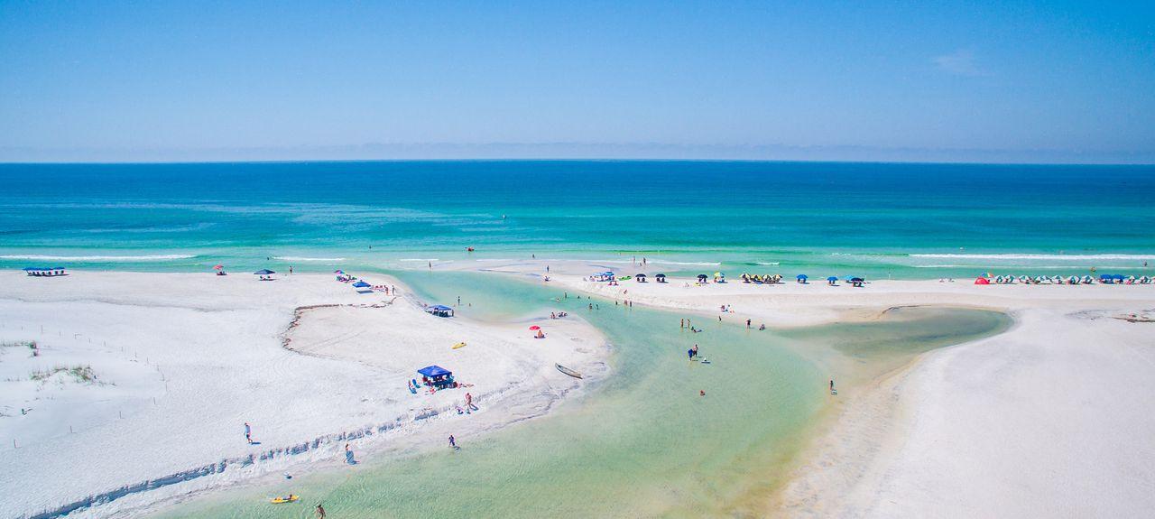 Beachcrest (Santa Rosa Beach, Floride, États-Unis d'Amérique)