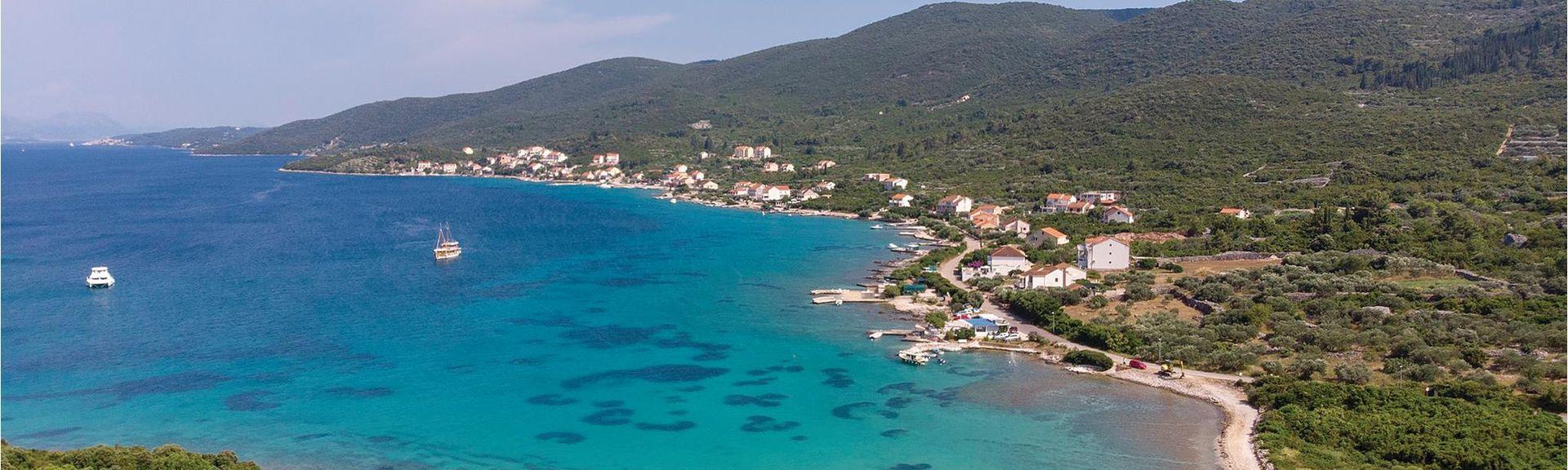 Smokvica, Korčula, Croatia